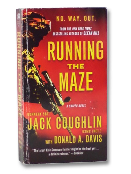 Image for Running the Maze (Kyle Swanson Sniper Novels)