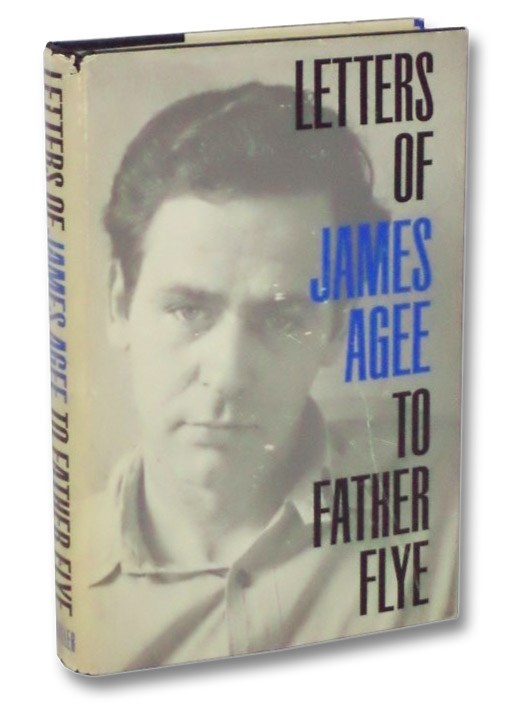 Image for Letters of James Agee to Father Flye