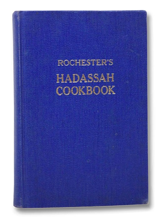 Image for Rochester Hadassah Cookbook [Cook Book]