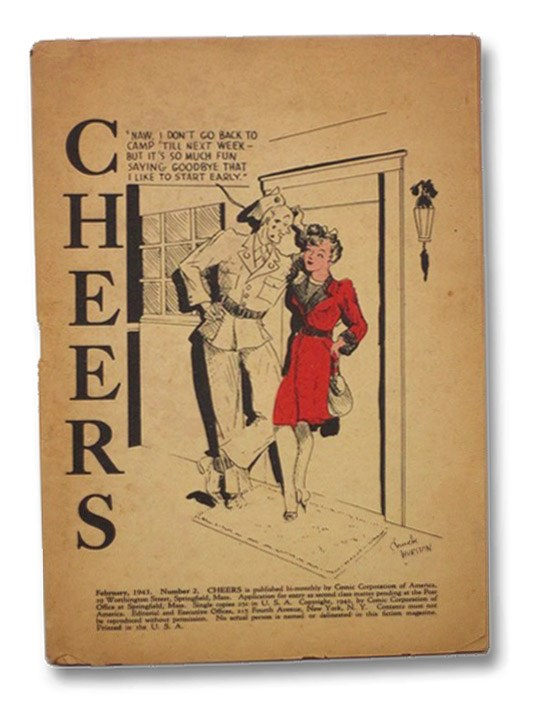 Image for Cheers: February, 1943, Number 2