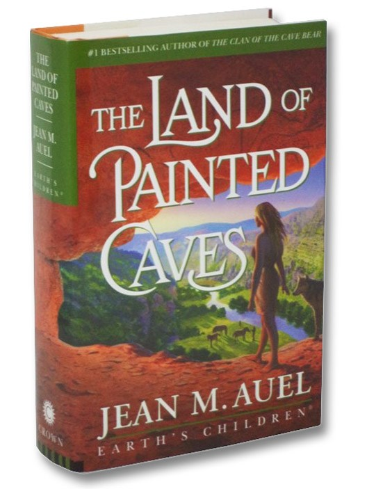 Image for The Land of Painted Caves (Earth's Children Series, Book 6)