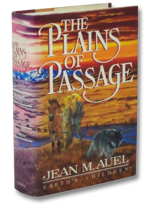 Image for The Plains of Passage (Earth's Children, Book 2)