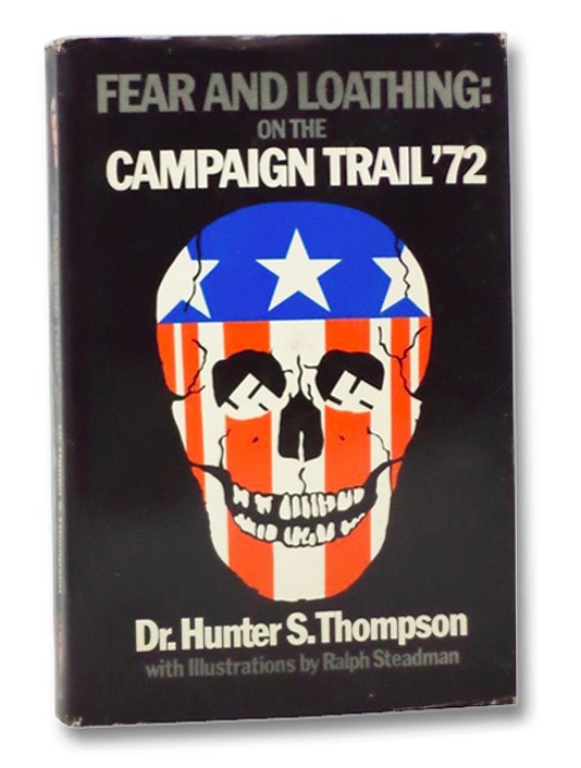 Image for Fear and Loathing on the Campaign Trail '72