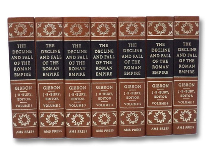 Image for The Decline and Fall of the Roman Empire in Seven Volumes