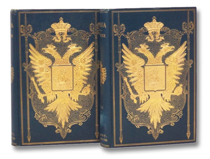 Image for Russia: Descriptive and Illustrative, in Two Volumes