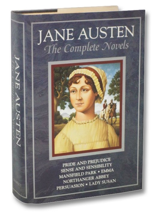 Image for Jane Austen: The Complete Novels