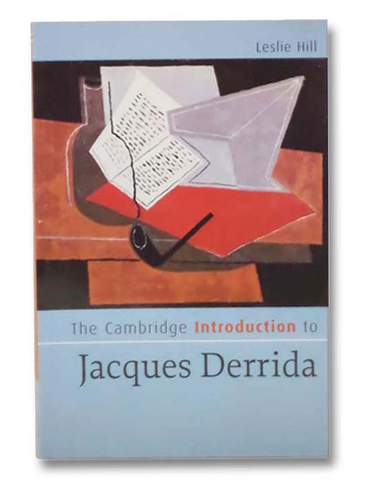 Image for The Cambridge Introduction to Jacques Derrida