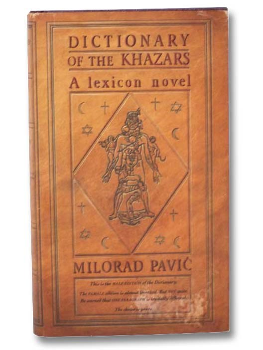 Image for Dictionary of the Khazars: A Lexicon Novel in 100,000 Words -- Male Edition