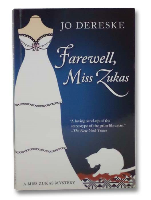 Image for Farewell, Miss Zukas (A Miss Zukas Mystery)