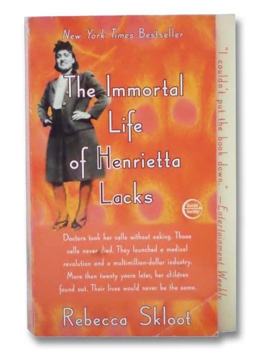 Image for The Immortal Life of Henrietta Lacks