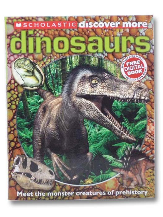 Image for Scholastic Discover More: Dinosaurs