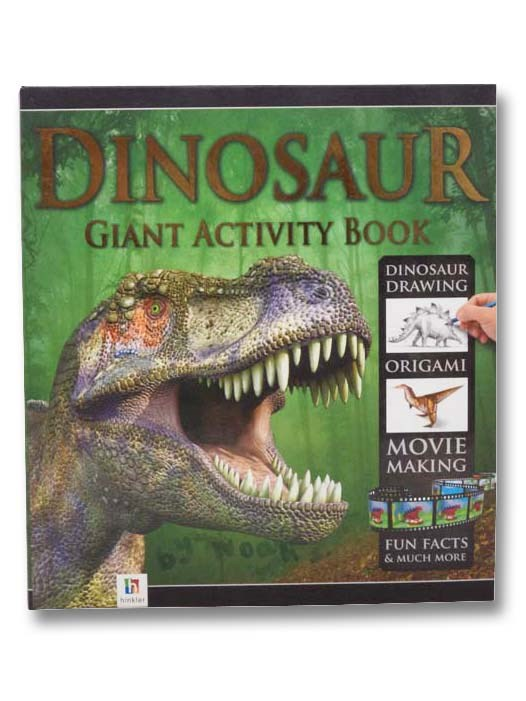 Image for Dinosaur: Giant Activity Book