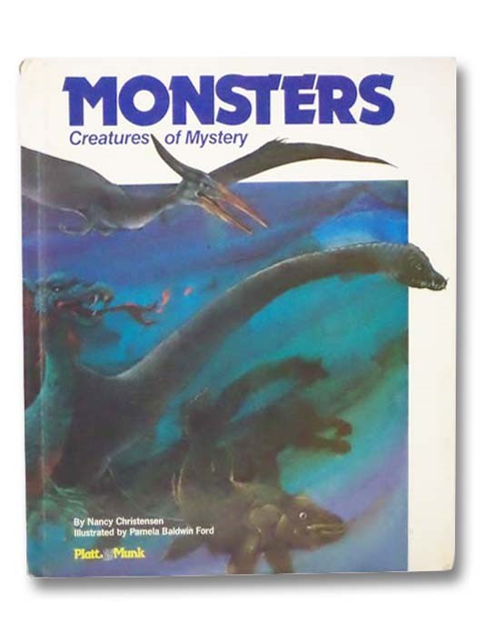 Image for Monsters: Creatures of Mystery