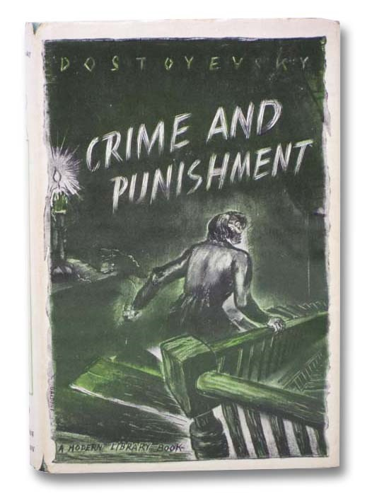 Image for Crime and Punishment (The Modern Library of the World's Best Books, ML 199)