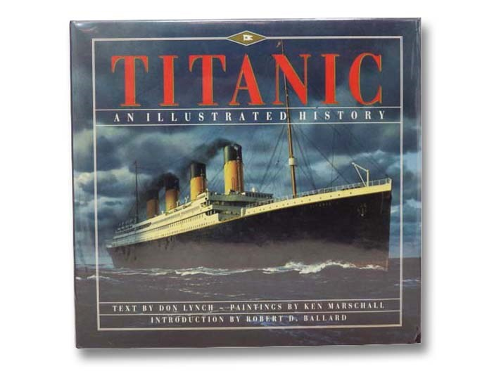 Image for Titanic: An Illustrated History