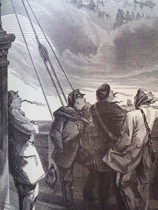Image for The Innocents Abroad, or The New Pilgrims' Progress; Being Some Account of the Steamship Quaker City's Pleasure Excursion to Europe and the Holy Land; with Descriptions of Countries, Nations, Incidents and Adventures, as They Appeared to the Author.