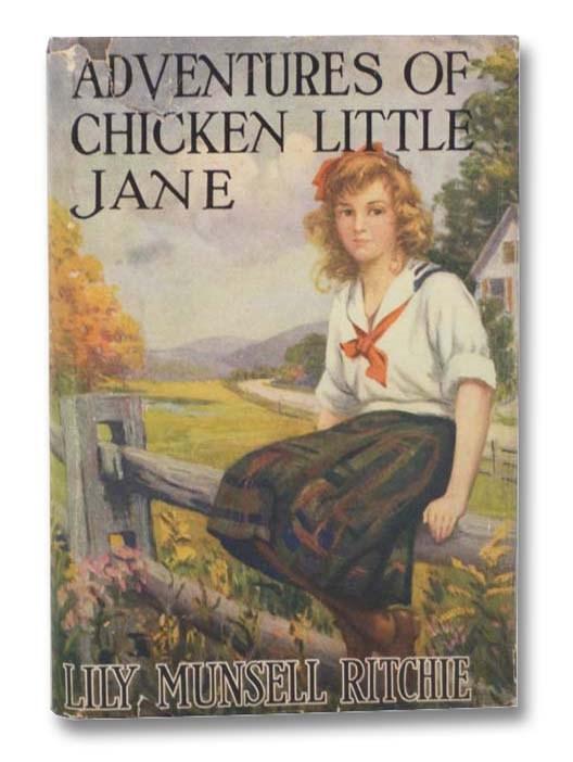 Image for Chicken Little Jane [Adventures of] (Chicken Little Jane Series, Book 1)