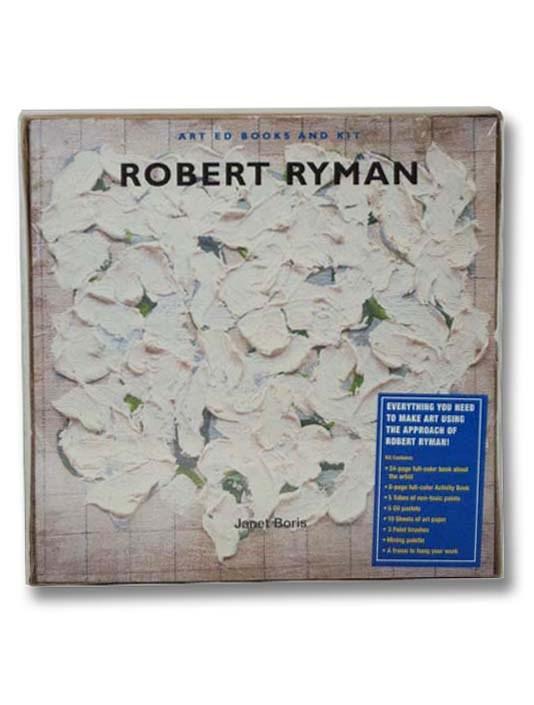 Image for Robert Ryman Art Ed Books and Kit