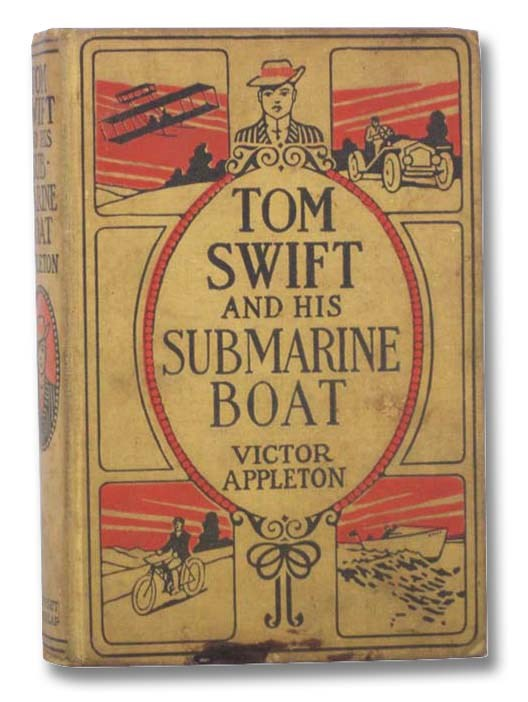 Image for Tom Swift and His Submarine Boat; or, Under the Ocean for Sunken Treasure (The Tom Swift Series Book 4)