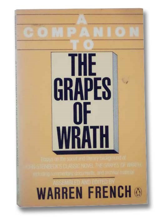 Image for A Companion to the Grapes of Wrath