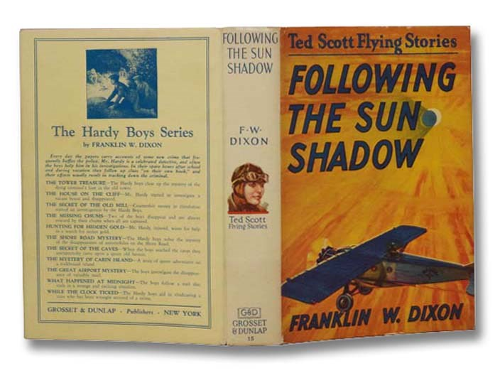 Image for Following the Sun Shadow; or, Ted Scott and the Great Eclipse (The Ted Scott Flying Stories Book 15)