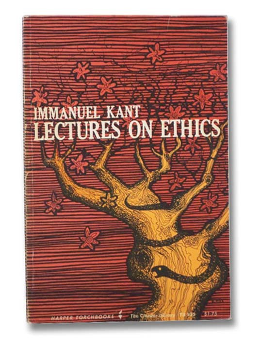 Image for Lectures on Ethics (The Cloister Library)