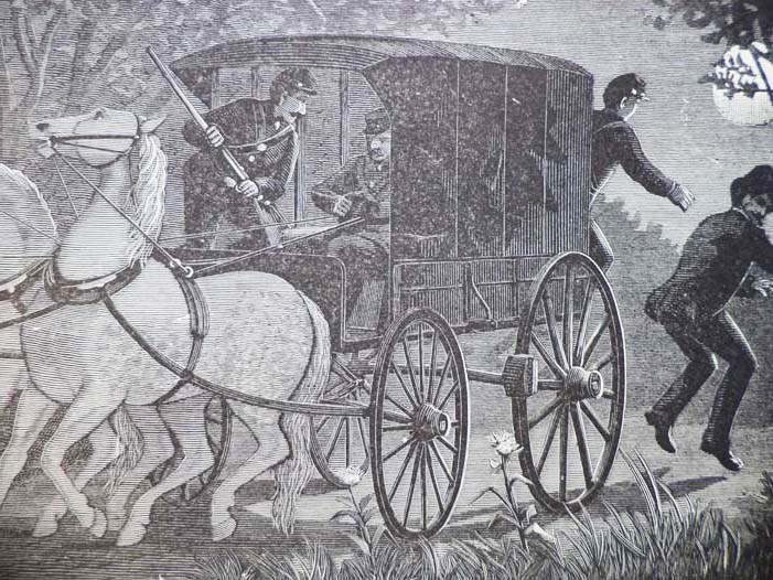 Image for The Spy of the Rebellion; Being a True History of the Spy System of the United States Army during the Late Rebellion. Revealing Many Secrets of the War Hitherto Not Made Public. Compiled from Official Reports Prepared for President Lincoln, General McClellan and the Provost-Marshal-General.