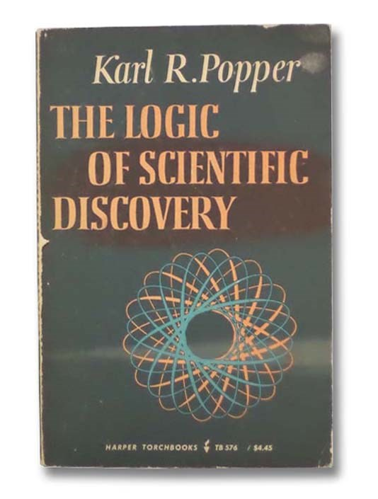Image for The Logic of Scientific Discovery