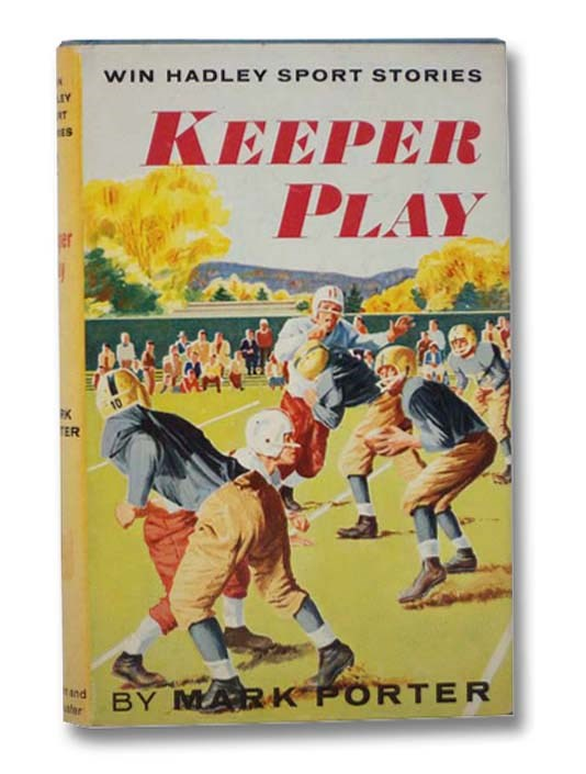 Image for Keeper Play (Win Hadley Sport Stories Book 2)