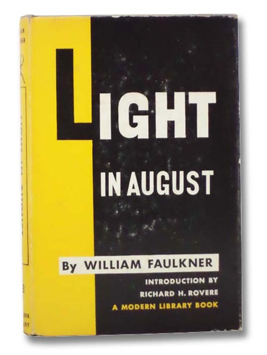 Image for Light in August (The Modern Library of the World's Best Books No. 88)