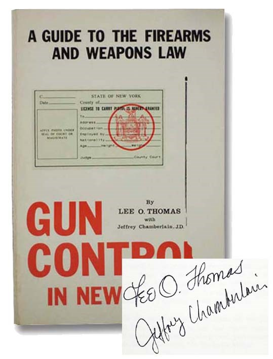 Image for Gun Control in New York: A Guide to New York's Firearms and Weapons Laws