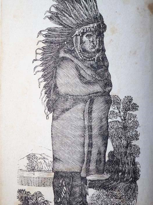 Image for History of the Delaware and Iroquois Indians, Formerly Inhabiting the Middle States. with Various Anecdotes, Illustrating Their Manners and Customs.