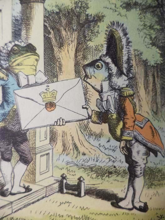 Image for Alice's Adventures in Wonderland and Through the Looking-Glass and What Alice Found There (Centennial Edition)