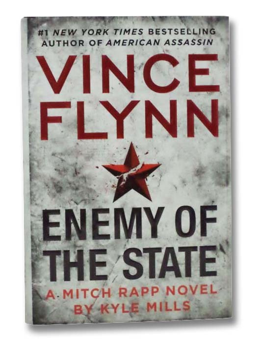 Image for Enemy of the State (Mitch Rapp)