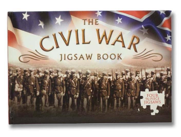Image for The Civil War Jigsaw Book: Four 96-Piece Jigsaws