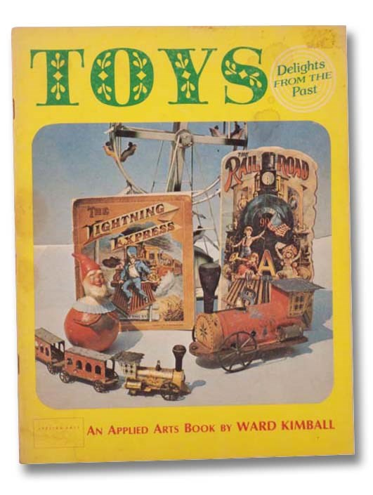 Image for Toys: Delights from the Past (An Applied Arts Book)
