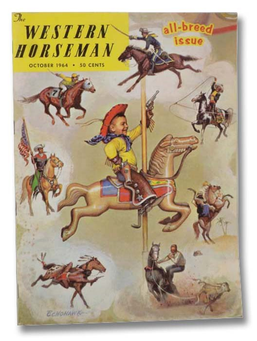 Image for Western Horseman: October, 1964, Vol. XXIX, No. 10