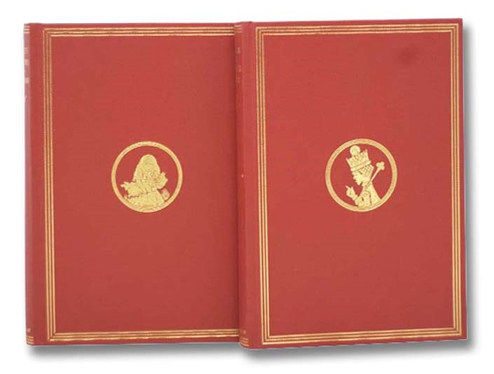 Image for Alice's Adventures in Wonderland and Through the Looking-Glass and What Alice Found There (Two Volume Set)