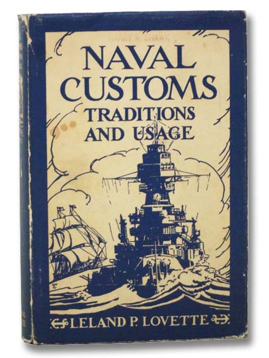 Image for Naval Customs: Traditions and Usage