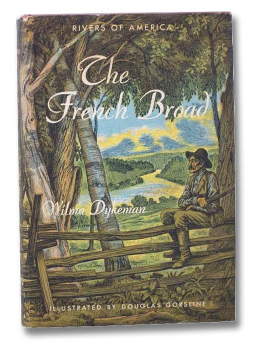 Image for The French Broad (The Rivers of America Series)