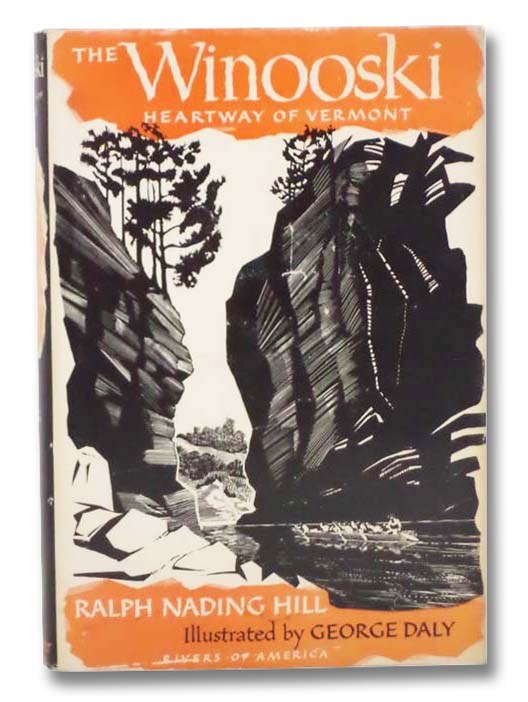 Image for The Winooski: Heartway of Vermont (The Rivers of America Series)
