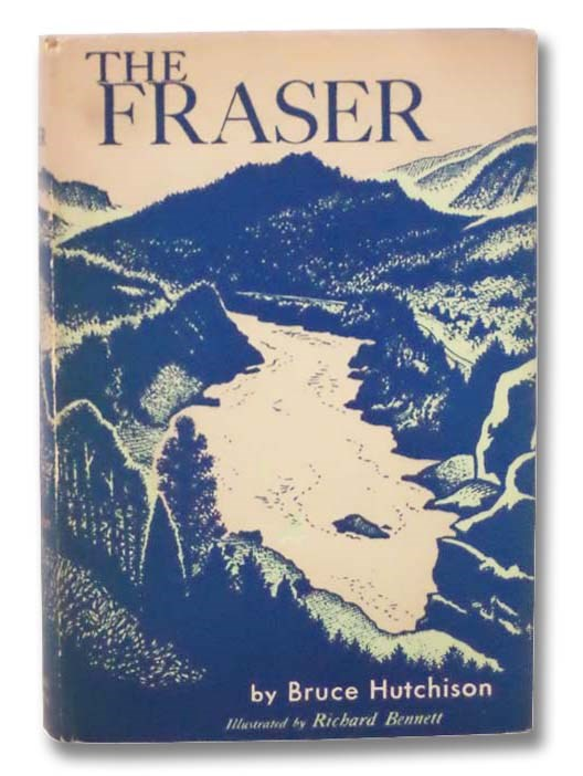 Image for The Fraser (The Rivers of America Series)