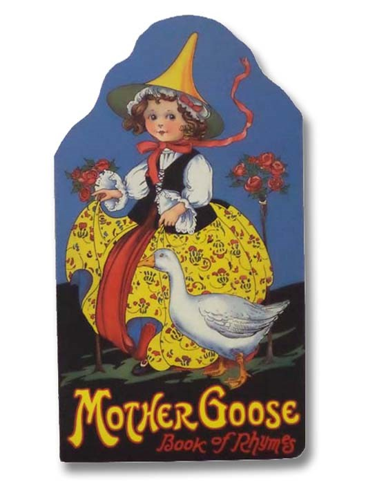 Image for Mother Goose: Book of Rhymes (Shape Books)