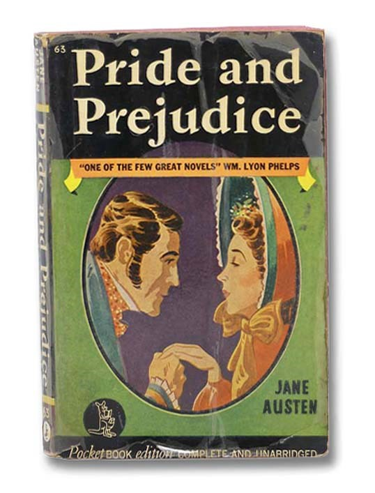 Image for Pride and Prejudice (Wartime Edition, 1941 Printing)