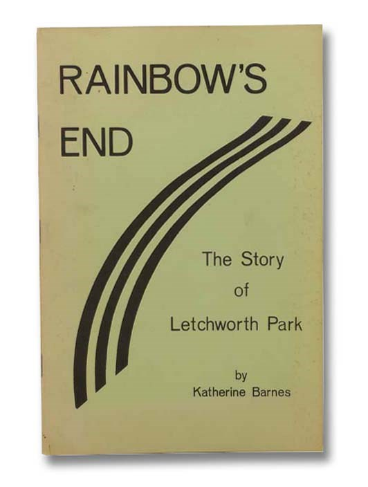 Image for Rainbow's End: The Story of Letchworth Park