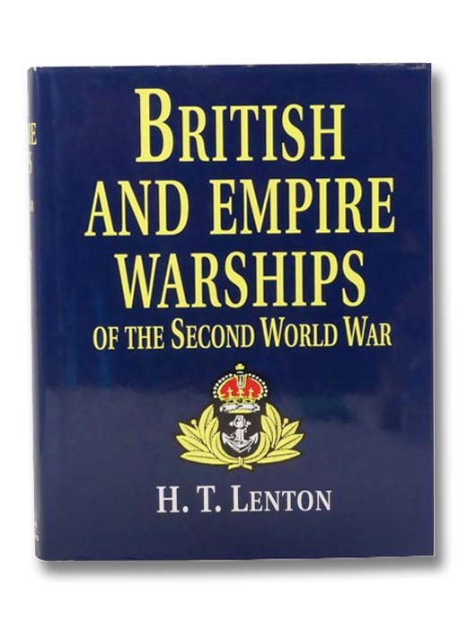 Image for British and Empire Warships of the Second World War