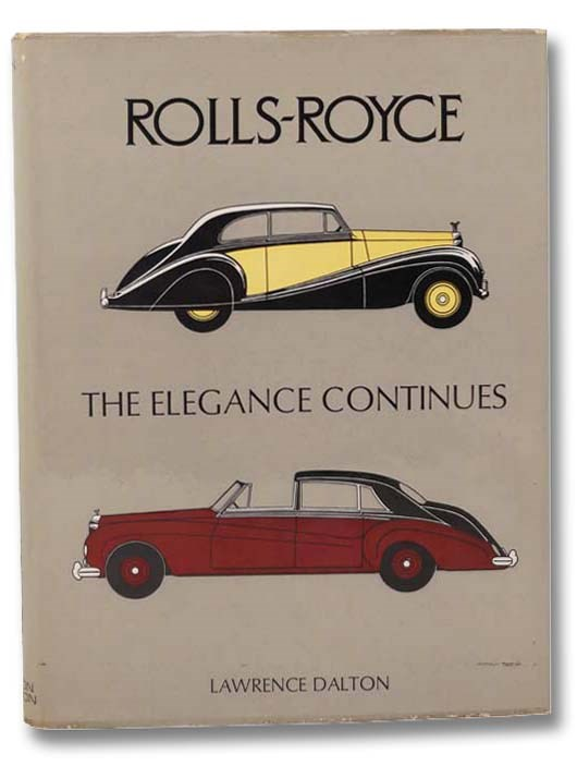 Image for Rolls-Royce: The Elegance Continues