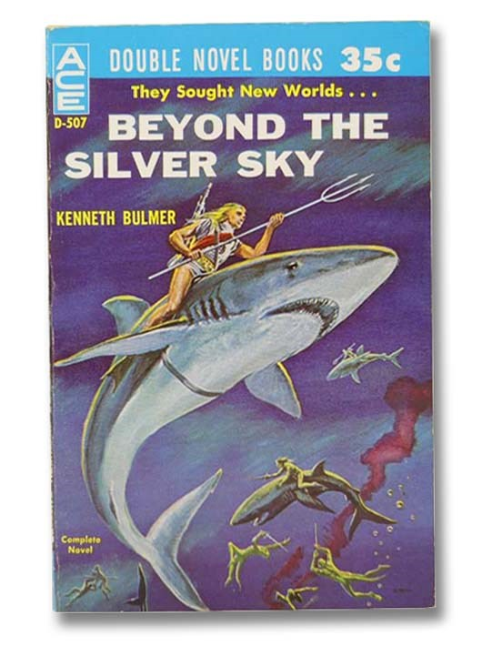 Image for Meeting at Infinity & Beyond the Silver Sky (Ace Double D-507)