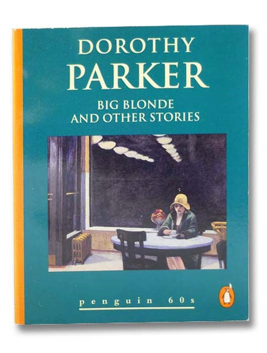Image for Big Blonde and Other Stories (Penguin 60s)