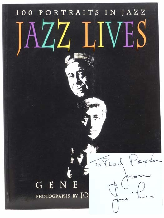 Image for Jazz Lives: 100 Portraits in Jazz